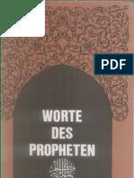 Worte des Propheten