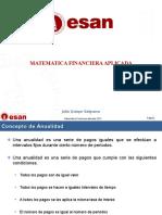 Anualidades y Series Gradientes (2)