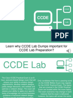 CCDE Lab Workbook from Lab4ccie
