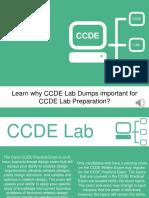 CCDE Lab Workbook from Lab4ccie