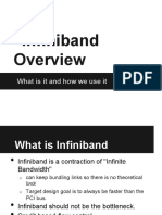 Infiniband Overview