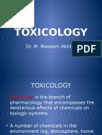 Drmasoom Toxicology