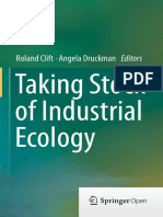 A Decade of Industrial Ecology