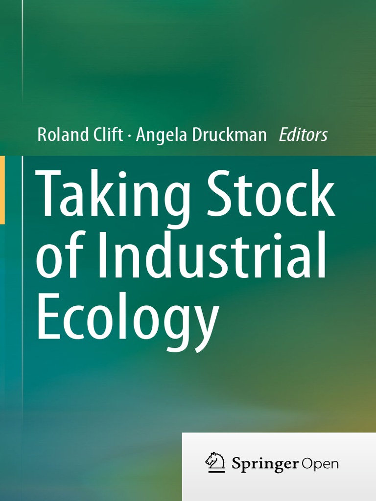 A Decade of Industrial Ecology | Sustainability | Life Cycle Assessment