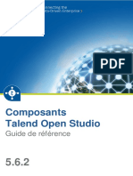 TalendOpenStudio Components RG 5.6.2 FR