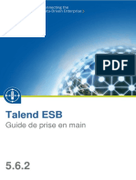 Talend ESB GettingStartedGuide 5.6.2 FR