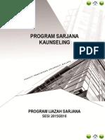 Program Ijazah Sarjana