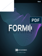 FORM Manual English