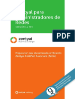 Zentyal 3 2 Sp2 Para Administradores de Re - Desconocido
