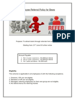 Employee Referral Policy 20 June