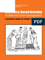 Discovery-based learning inland and water management a practical guide for farmer field school