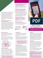 HPV Leaflet 2014 04