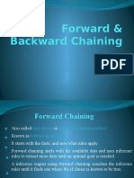 Forward & Backward Chaining