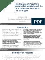Ramp 4 Economic Impact Study