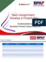 SMPBPO102_005 Team Assignment v2014 QCCI
