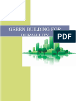 Green building for durability
