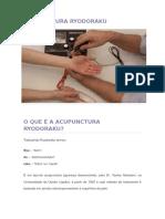 Acupunctura RYODORAKU