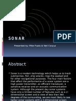 219785028-SONAR.pptx