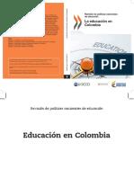 La educación en Colombia-informe.pdf
