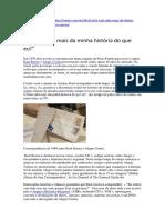 Matéria Publicada No Nexjor Sobre Raul Boeira e Alegre Correa