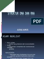 1.1.5.4 - Struktur & Fungsi DNA Dan RNA Beserta Kestabilannya