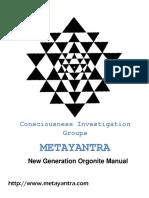 Metayantra Pranic Device Manual