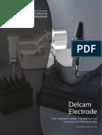 Delcam Electrode Brochure