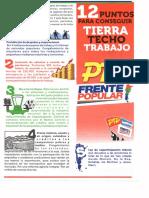 12 Medidas del PTP