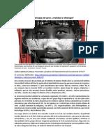 Contreras-El Mestizaje Peruano