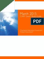CAIA March 2015 Level I Study Guide.pdf