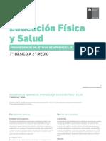 Progresion de OA 7° a 2° - Educación Física y Salud-2 copia