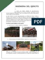 Arma de Ingenieria Del Ejercito de Brasil y Chile