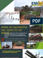 Ing. Del Ejr. de Chile y Brazil