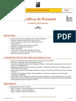 « Geoffroy de Pennart