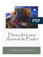 eBook Descubra Seu Animal de Poder - Sq2017