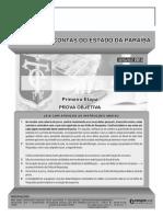 Cespe 2014 Tce Pb Procurador Prova