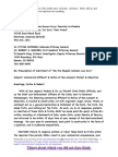 Letter from Sovereign Citizen pretend judge Steven Curry to CO Attorney General