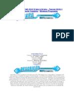 Autodesk AutoCAD 2016 32 Bits