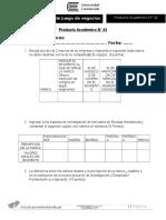 ENUNCIADO Producto Académico N° 02