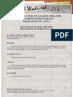 La Guerra Civil en Guadix