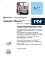 hp LaserJet 2300 series (2300dn)
