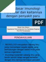 Prof Wiwin Dasar-dasar Imunologi-Molekular Dan Kaitannya Dengan Penyakit Paru 20150318-2
