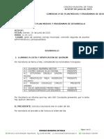 Acta Comision de Presupuesto 19 de Junio de 2015 --