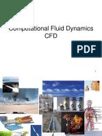Computational Fluid DynamicsCFD