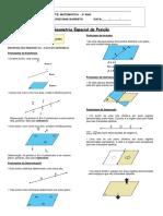 Apostila Geometria de Posição