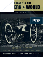 Warfare in the Western World, Volume I - Military Operations From 1600 to 1871