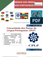 COMUNIDADE DOS PAISES DE LINGUA PORTUGUESA