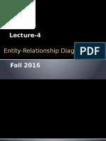 [Lecture 4] E R Diagram