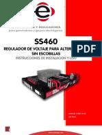 AVR SS460 (SX460)