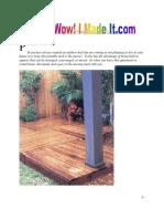 Portable Deck